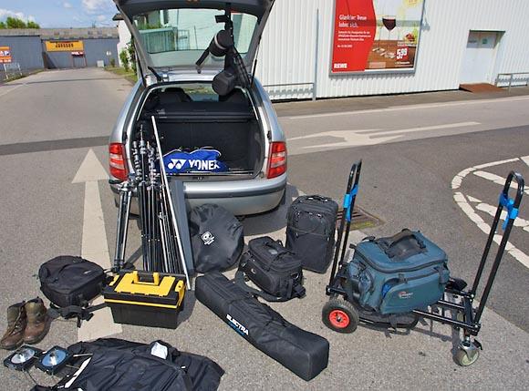 equipment-on-location-fotografie