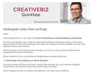 Photobusiness Quicktipp