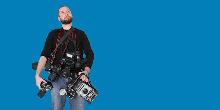 Profi Fotograf