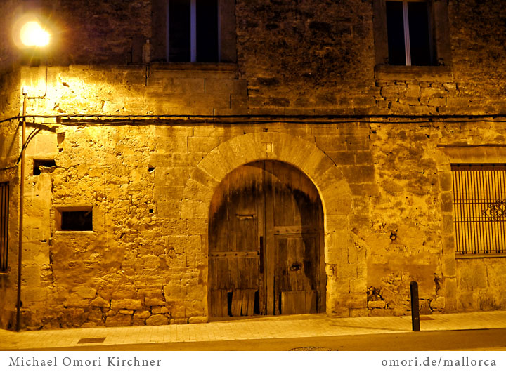 Fotolocation Mallorca Llucmajor Markplatz