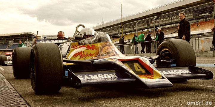 Motorsport-Fotografie