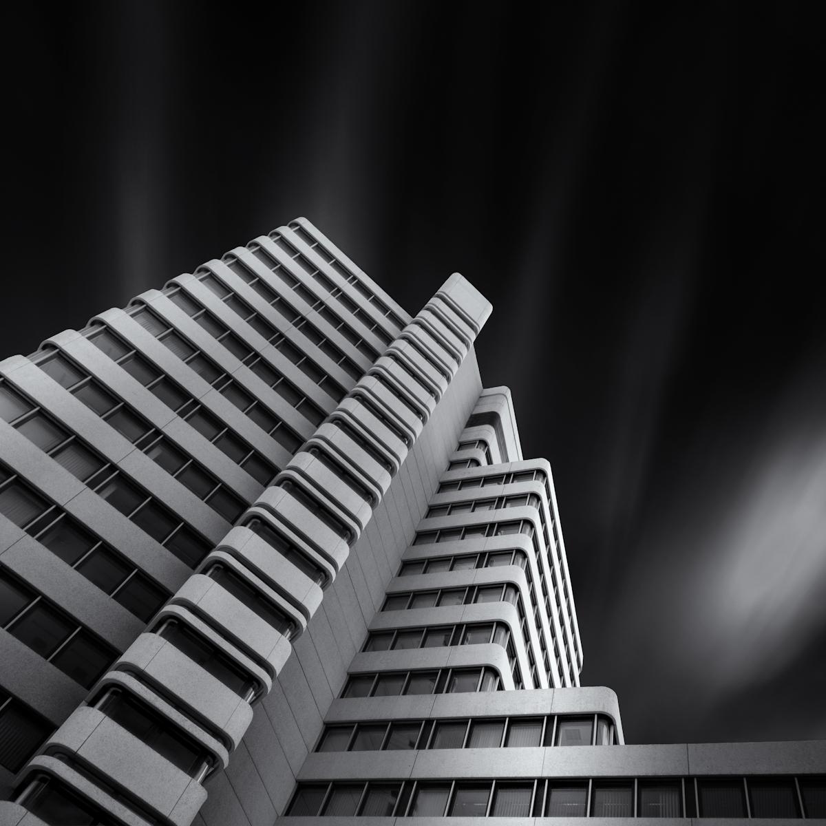 Architekturfotografie Monochrom
