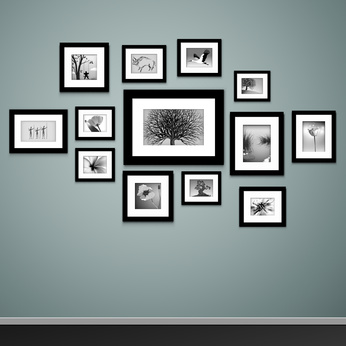 wandgestaltung mittels fotografien welche regeln habe ich dabei zu beachten allgemein. Black Bedroom Furniture Sets. Home Design Ideas