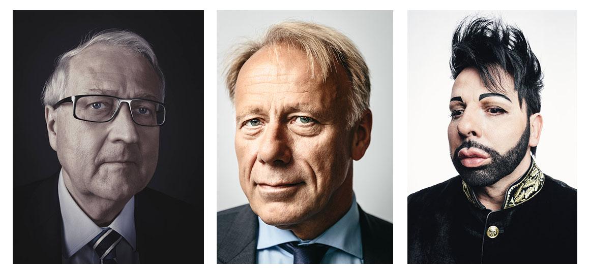 drei-portraits