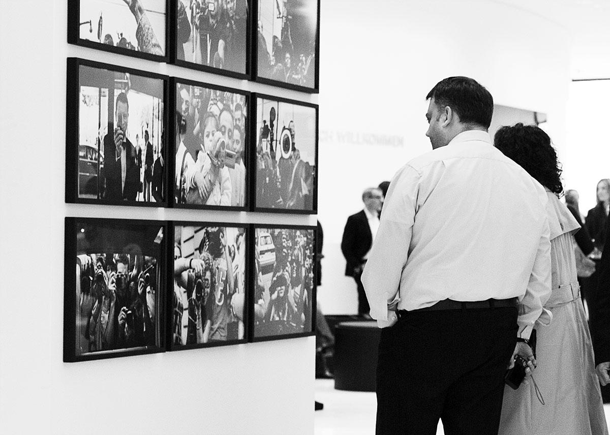 Fotoausstellung in der Leica Galerie