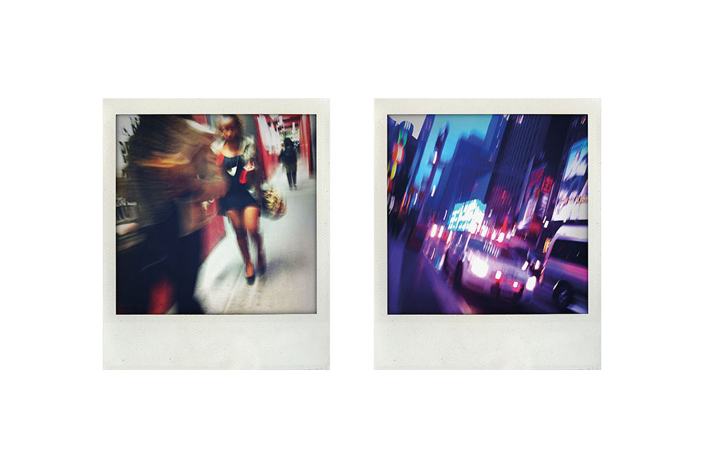 Smartphone-Polaroid | Bildbearbeitung