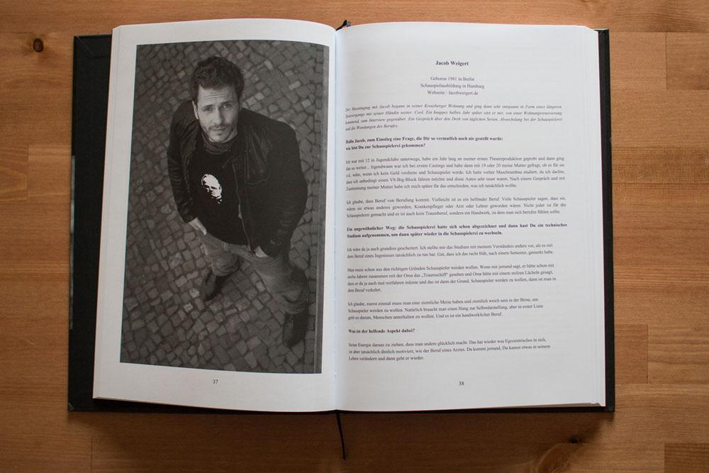 Fotograf Buch veröffentlichen