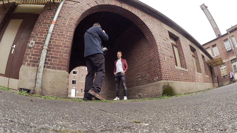 BTS Fotoshooting Heidelberg