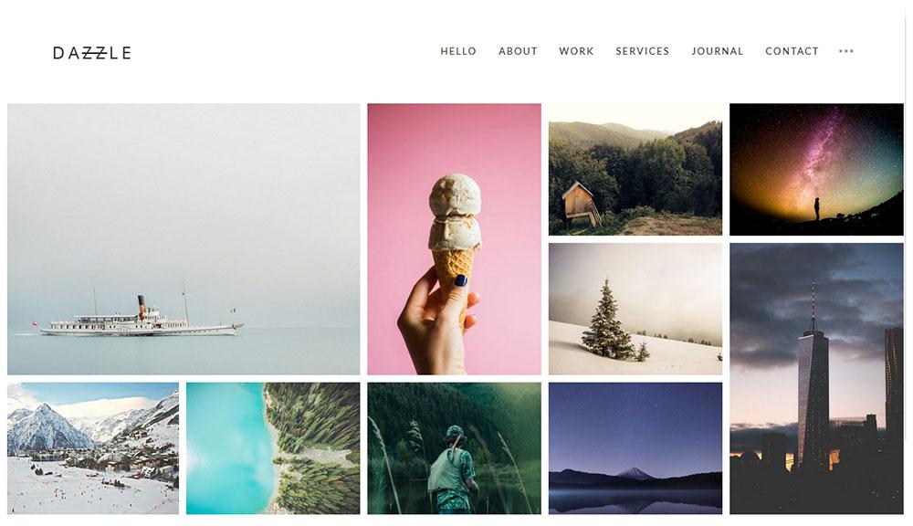 Wordpress Theme Fotograf