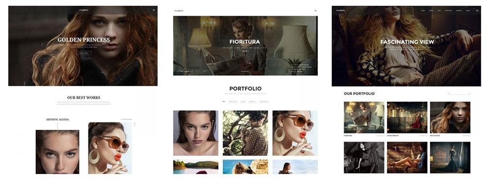 Wordpress Theme für Fotografen