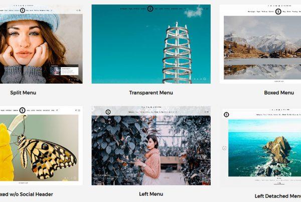 Wordpress Theme Kreative