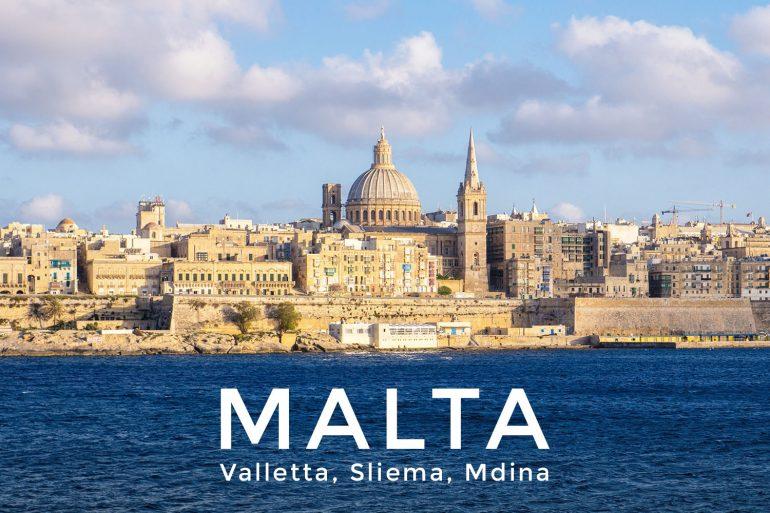 Malta-Valletta-Reisebericht