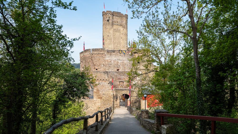 Ehrenburg-Brodenbach-Mosel