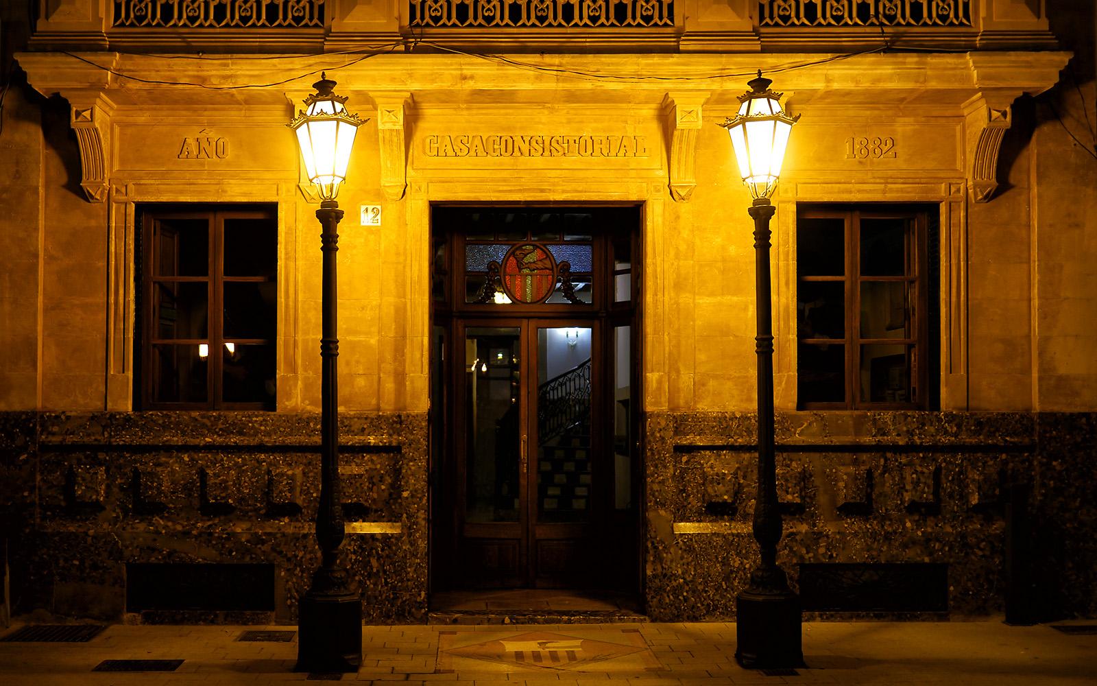 Mallorca-Llucmajor-Rathaus-Ajuntament