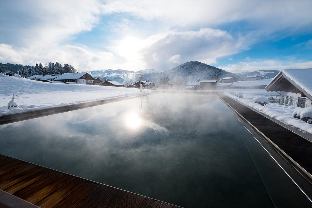 Swimming Pool Oberstaufen