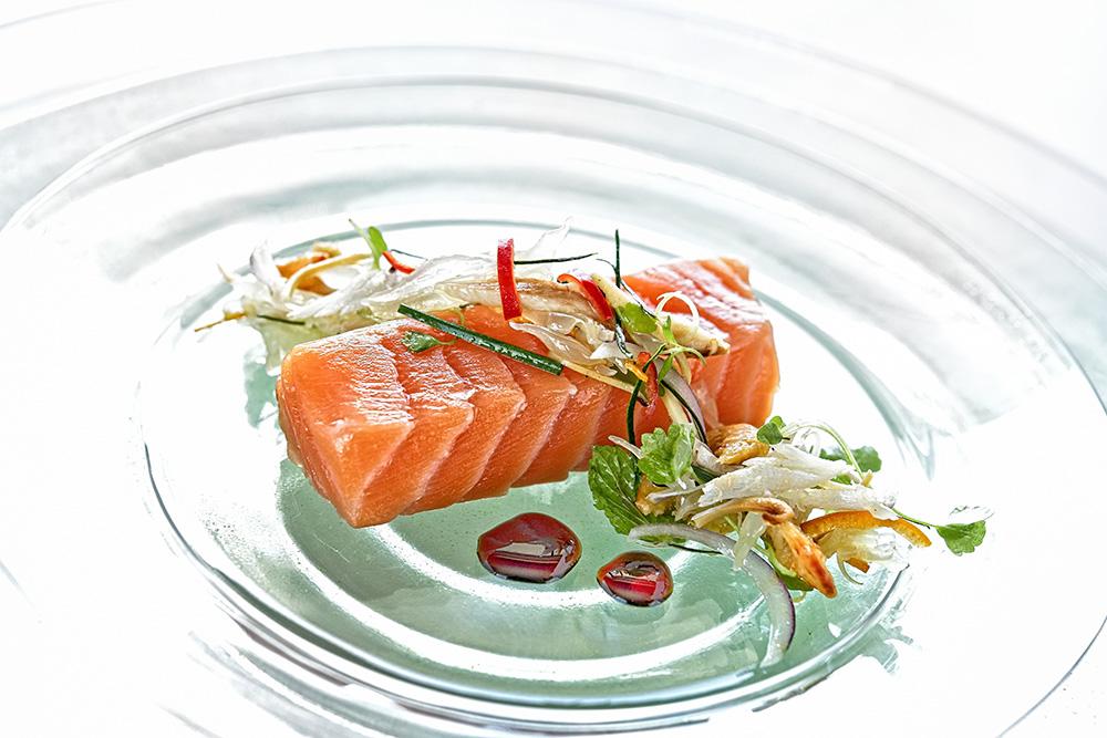 Sashimi-Foodfotografie