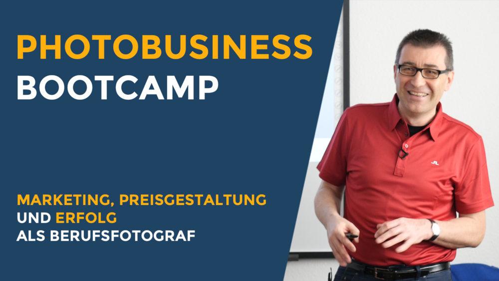Photobusiness Bootcamp
