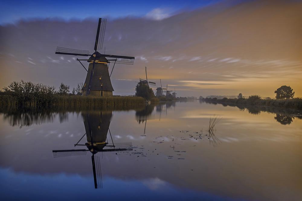 Blaue-Stunde-Holland