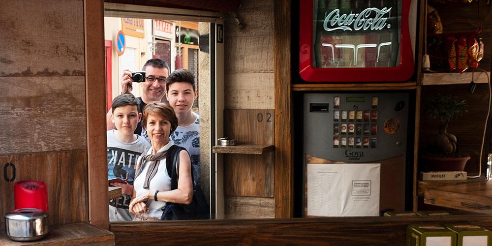 Familie Michael Omori Kirchner